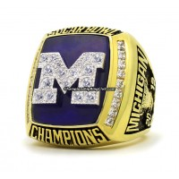 2012 Michigan Wolverines Sugar Bowl Ring