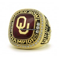 2014 Oklahoma Sooners Sugar Bowl Championship Ring