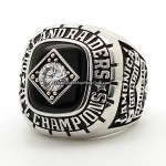 1967 Oakland Raiders AFL Championship Ring
