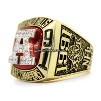 1991 Buffalo Bills AFC Championship Ring