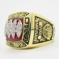 1993 Buffalo Bills AFC Championship Ring