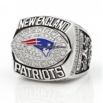2007 New England Patriots AFC Championship Ring