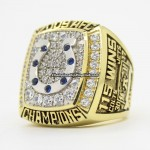 2009 Indianapolis Colts AFC Championship Ring