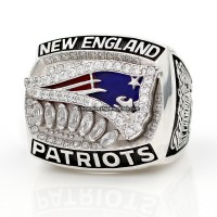 2011 New England Patriots AFC Championship Ring