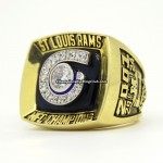 2001 St. Louis Rams  NFC Championship Ring