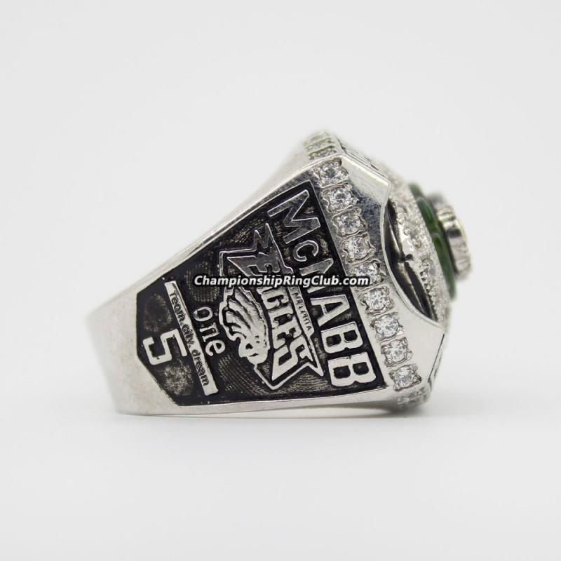 Philadelphia Eagles 2004 NFC Championship Ring