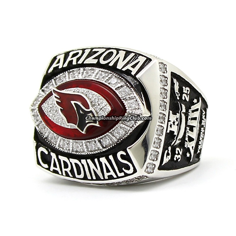 2008 Arizona Cardinals NFC Ring