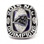 2015 Carolina Panthers  NFC Championship Ring