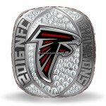 2016 Atlanta Falcons NFC Championship Ring