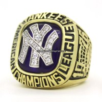1976 New York Yankees ALCS Championship Ring