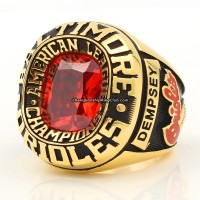 1979 Baltimore Orioles ALCS Championship Ring