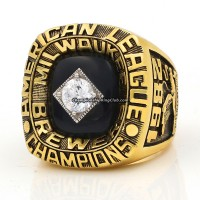1982 Milwaukee Brewers ALCS Championship Ring