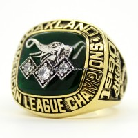 1990 Oakland Athletics ALCS Championship Ring