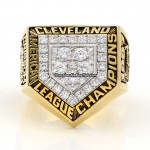 1997 Cleveland Indians ALCS Championship Ring
