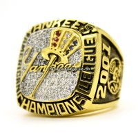 2001 New York Yankees ALCS Championship Ring