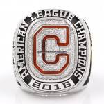 2016 Cleveland Indians AL Championship Ring