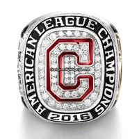 2016 Cleveland Indians ALCS Championship Ring