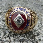 1945 Chicago Cubs NLCS Championship ring