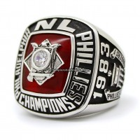 1983 Philadelphia Phillies NLCS Championship Ring