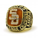 1984 San Diego Padres NLCS Championship Ring