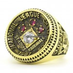1987 St. Louis Cardinals NLCS Championship Ring