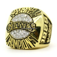 1989 San Francisco Giants NLCS Championship Ring