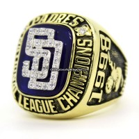 1998 San Diego Padres NLCS Championship Ring