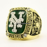 2000 New York Mets NLCS Championship Ring
