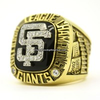 2002 San Francisco Giants NLCS Championship Ring
