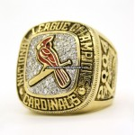 2004 St. Louis Cardinals NLCS Championship Ring