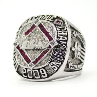 2009 Philadelphia Phillies NLCS Championship Ring