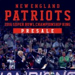 Presale:2016 New England Patriots Super Bowl Ring